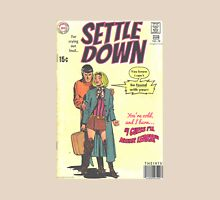 Settle Down by The 1975 Comic Unisex T-Shirt