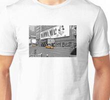 NYC Yellow Cabs Mamma Mia Unisex T-Shirt