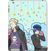 Listen to my Heart iPad Case/Skin