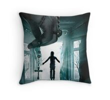 The Conjuring 2 Throw Pillow