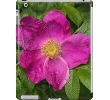 Dog Rose iPad Case/Skin