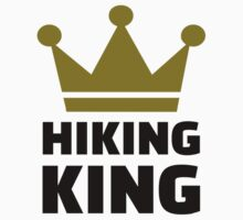 Hiking king Baby Tee