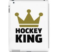 Hockey king iPad Case/Skin