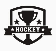 Hockey cup trophy by Designzz