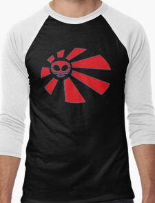 Secret Tomorrow  Men's Baseball ¾ T-Shirt