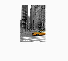 NYC Yellow Cabs Trinity Place Unisex T-Shirt