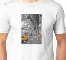 NYC Yellow Cabs Lehman Brothers Unisex T-Shirt