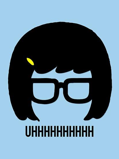 Tina Uhhhhh by designsbymegan