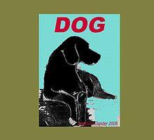 Dog Pillow by Angelina Elander