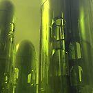 Glass City 2 by Brett Perryman
