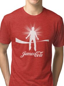 James Cole (the Real Thing) Tri-blend T-Shirt
