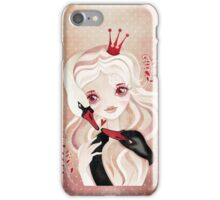 Swan Princess iPhone Case/Skin