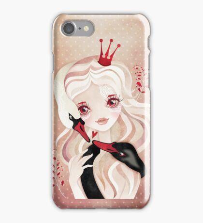 Swan Princess iPhone Case/Skin