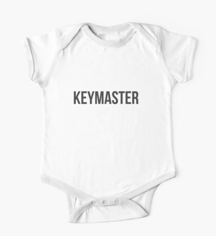 Are you the Keymaster? One Piece - Short Sleeve