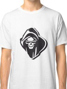 Death hooded evil sunglasses creepy Classic T-Shirt