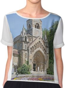 Jak Church, Budapest Chiffon Top