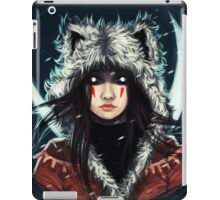 In the moonlight iPad Case/Skin