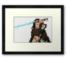 The Force Framed Print