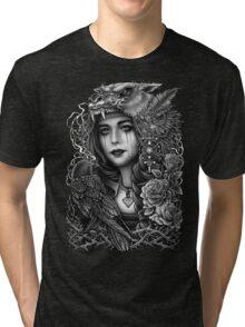 Winya No. 93 Tri-blend T-Shirt