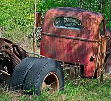 The Big Truck 3 by Carolyn Clark