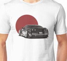 Nissan GTR Japan sun Unisex T-Shirt