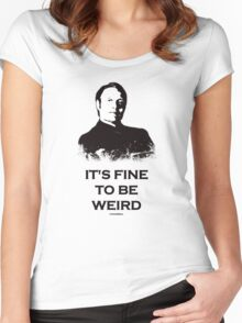 Hannibal Quote Women's Fitted Scoop T-Shirt