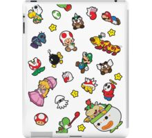 It's a SUPER Mario Pattern. iPad Case/Skin