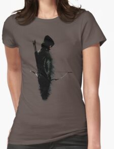 Oliver's hood Womens Fitted T-Shirt