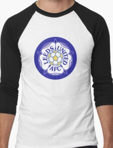 Leeds United Retro Badge T-Shirt