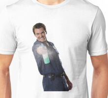 The janitor Unisex T-Shirt