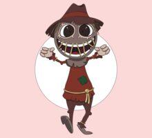 Scarecrow surprises everyone Kids Tee