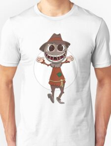Scarecrow surprises everyone Unisex T-Shirt