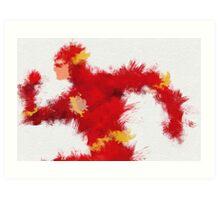 Lightning Speed Art Print