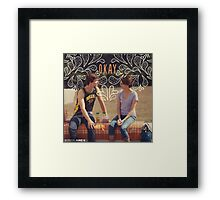 TFIOS OKAY Framed Print