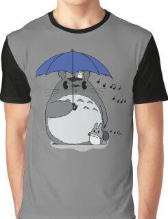 Vintage Totoro! Graphic T-Shirt