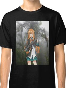J U N G L E  G I R L  Classic T-Shirt