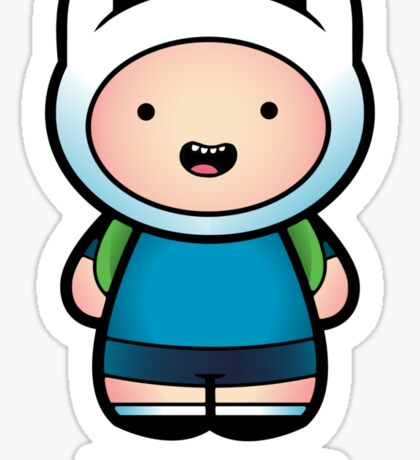 Hello Adventure! Sticker