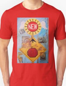 New Stop Unisex T-Shirt