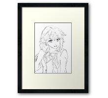 Inori  Framed Print