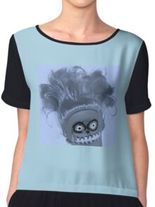 Deadly Doll Chiffon Top
