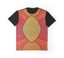 Colour Blocks Graphic T-Shirt