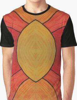 Colour Blocks Graphic T-Shirt