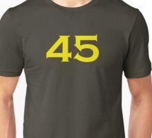 45 - Commando Unisex T-Shirt