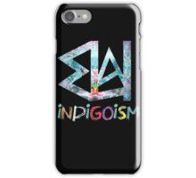indigoism by underachievers  iPhone Case/Skin