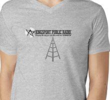 Kingsport Public Radio Tee Mens V-Neck T-Shirt