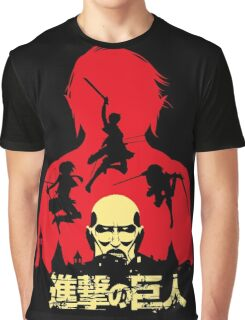 AOT Graphic T-Shirt