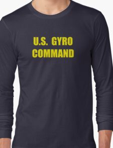 U.S. Gyro Command - for gyrocopter pilots Long Sleeve T-Shirt