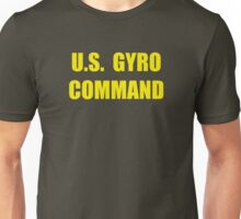 U.S. Gyro Command - for gyrocopter pilots Unisex T-Shirt
