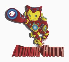 Atomic Kitty  Kids Clothes