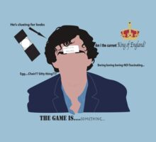 Sherlock Drunk by ScribbleandInk